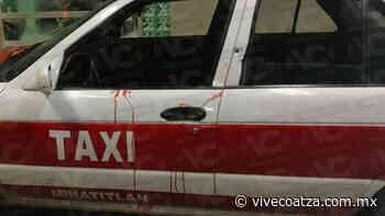 Un petrolero y también taxista, fue atacado a balazos en el Playón Sur - VIVE COATZA
