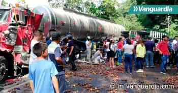 Falleció conductor que transportaba papa en la vía a El Playón, Santander - Vanguardia