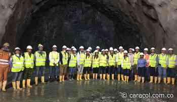 Alcaldes de Giraldo y Cañasgordas piden que Túnel el Toyo genere más empleo - Caracol Radio