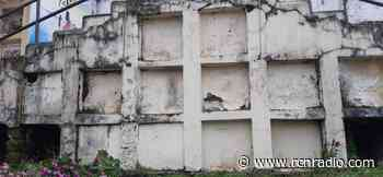 Bomberos de Cañasgordas trasladan restos para remodelación de cementerio - RCN Radio