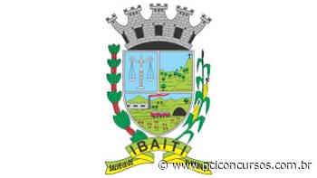 Edital de Processo Seletivo é publicado pela Prefeitura Municipal de Ibaiti - PR - PCI Concursos