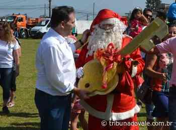 Natal Encantado de Ibaiti começa neste sábado - Tribuna do Vale