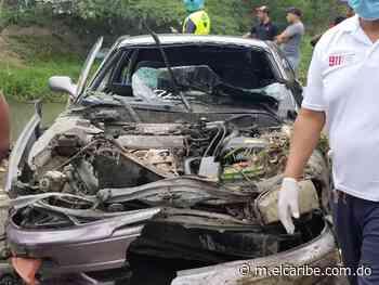 Un muerto y tres heridos en triple choque ocurrido en Maizal - El Caribe