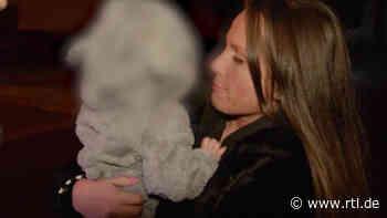 Schwesta Ewa nimmt am Gefängnistor Abschied von Tochter Aaliyah - RTL Online