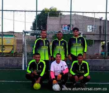 """Arranca el torneo de microfútbol """"IV Copa Amistad"""" en Fredonia - El Universal - Colombia"""