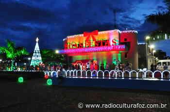 """Santa Terezinha de Itaipu entra no clima para abrir a agenda do """"Encanto de Natal"""" - Rádio Cultura Foz"""