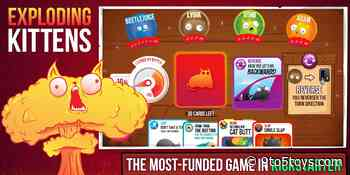 Score a rare price drop on Exploding Kittens for iOS/Android at $1 (50% off) - 9to5Toys