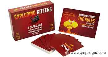 Want to Play the Weirdest, Most Hilarious Game Ever? Say Hello to Exploding Kittens - POPSUGAR
