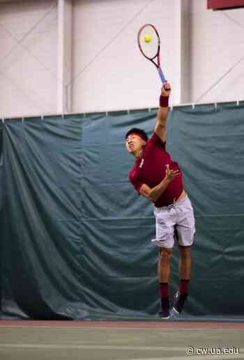 Seniors Ortiz, Zhou and Nesterov begin final season at Alabama - The Crimson While