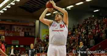 BBL: John Bryant gelingt Triple-Double bei Sieg der Giessen 46ers gegen Würzburg - SPORT1