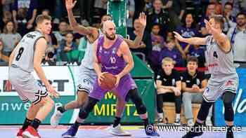 BG Göttingen ist im Heimspiel gegen GIESSEN 46ers chancenlos - Sportbuzzer