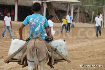 En emergencia comunidades de Canalete por intensa sequía - LA RAZÓN.CO
