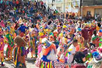 Sanare se llenó de color para celebrar La Zaragoza - La Prensa de Lara