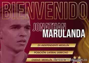 Los objetivos de Jonathan Marulanda con Deportes Tolima - W Radio