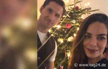 Letztes Fest zu zweit: René Adler und Lilli senden süße Weihnachtsgrüße - TAG24