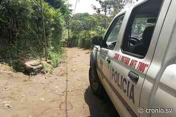 Asesinan a ganadero cuando retornaba a su vivienda en San Pablo Tacachico, La Libertad - Diario Digital Cronio de El Salvador