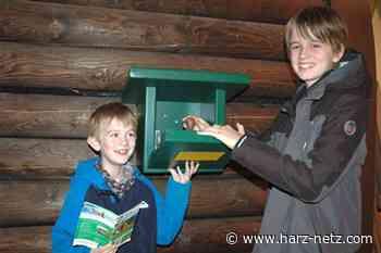 "Sonderstempel ""20 Jahre Nationalparkhaus Sankt Andreasberg"" - Harz Netz"