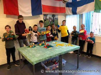 Gezellige Lego Play day in Rijpwetering - Alles in Kaag en Braassem