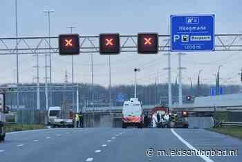 Dode bij ongeval op de A4 bij Rijpwetering, bestuurder aangehouden [update] - Leidsch Dagblad