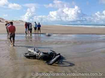 Motorista encontra corpo de homem na Praia de Maceió, em Itapipoca - Diário do Nordeste