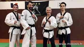 Castries : à 80 ans, Tony Picarel obtient sa ceinture noire de taekwondo - Midi Libre