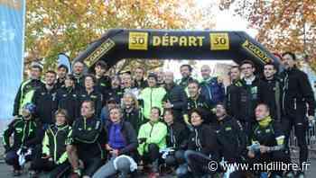 Le Castries Running Club obtient d'excellents résultats à l'Hivernatrail - Midi Libre