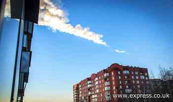 Asteroid shock: Video shows all angles of Chelyabinsk meteor collision - watch - Express.co.uk