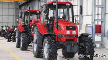 Russia's Chelyabinsk Oblast interested in making tractors together with Belarusian MTZ - Belarus News (BelTA)