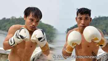 Petinju Sasana Daud Yordan Boxing Club, Sunardi Gamboa dan Hisar Mawan Bertarung Live di Metro TV - Tribun Pontianak