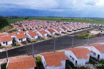 Governo abre inscrições para casas populares; 40 unidades são anunciadas em Charqueada - G1