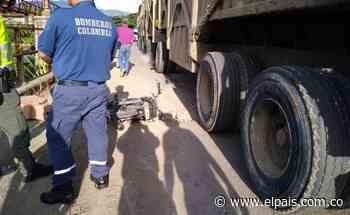 Hombre fallece en accidente de tránsito en puente que comunica Zarzal con Roldanillo - El País – Cali