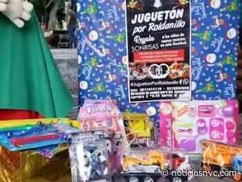 """""""Juguetón"""" para mil niños de escasos recursos de Roldanillo - Noticias NVC"""