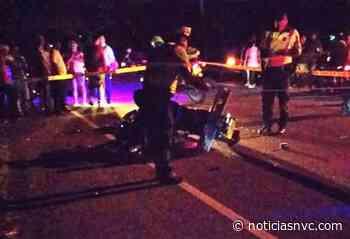 Una persona muerta deja accidente en Roldanillo - NOTICIAS NVC - Noticias NVC