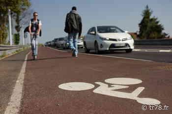 Rosny-sur-Seine : une piste cyclable d'un kilomètre accessible en juillet 2020 - Temps Réel 78