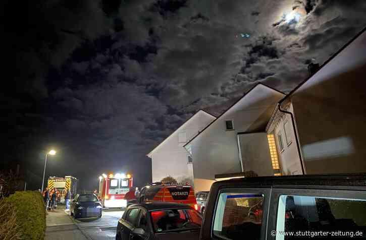 Schüsse in Ebersbach an der Fils - Polizisten schießen auf Frau – schwer verletzt - Stuttgarter Zeitung