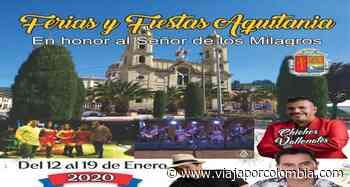 Feria y Fiestas 2020 en Aquitania, Boyacá - Ferias y fiestas de Colombia - Viajar por Colombia