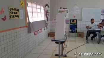 Eleitores de Aracoiaba vão às urnas para eleições suplementares, no Ceará - G1