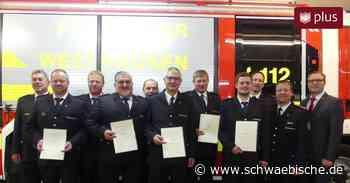 Feuerwehr Westhausen fuhr im vergangenen Jahr 36 Einsätze - Schwäbische