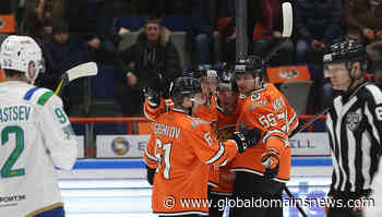"""Hockey """"the Cupid"""" for the second time in a row won """"Salavat Yulaev"""" - The Global Domains News"""