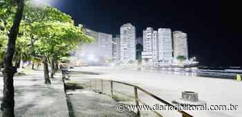 Praia de Pitangueiras vai ganhar ciclofaixa em breve - Diário do Litoral