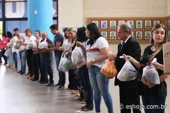 Alfredo Chaves completa 129 anos e a festa é da solidariedade e união - ES Hoje