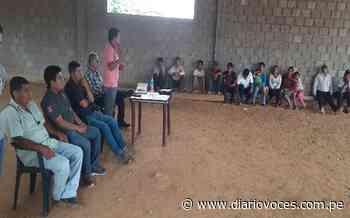 Alcalde de Lamas y Tabalosos unen esfuerzos para ejecución de obra en carreteras - Diario Voces