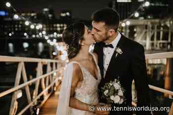 Argentine Tennis Player Leonardo Mayer Gets Married in Buenos Aires - Tennis World USA