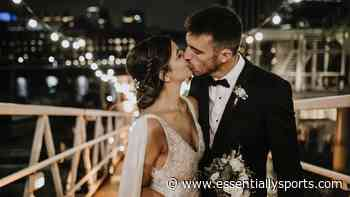 Leonardo Mayer Gets Married In Buenos Aires - Essentially Sports