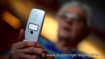 Rentner werden Opfer von Betrügern - Augsburger Allgemeine