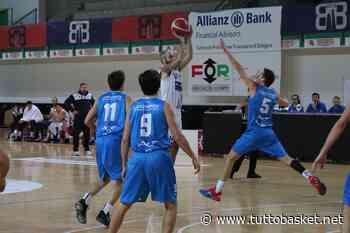 C Gold Emilia Romagna, Bologna Basket 2016: contro il Montecchio arriva il 4° successo di fila - Tuttobasket.net