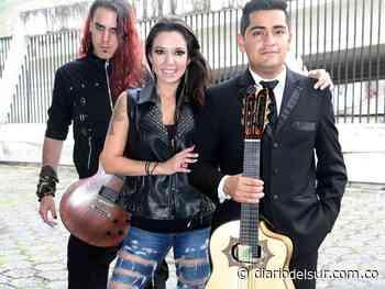 Músicos de Ecuador en Guachucal - Diario del Sur