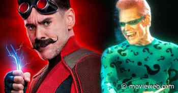 Jim Carrey Thinks His Dr. Robotnik and the Riddler Would Make a Great Team