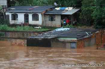Defesa Civil de MG monitora rio das Velhas; Sabará e Raposos em alerta - O Tempo