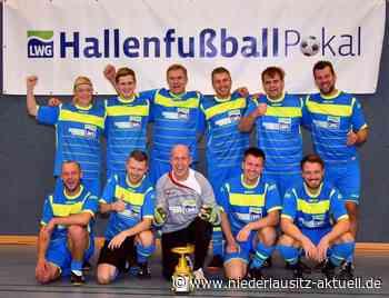 Gemeinde Kolkwitz gewinnt LWG-Hallenfußballturnier - NIEDERLAUSITZ aktuell